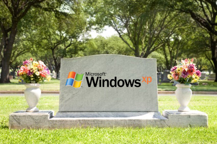 termine del supporto a windows xp