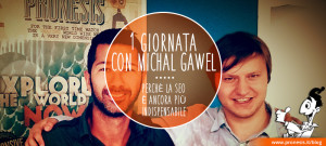 intervista a Michal Gawel