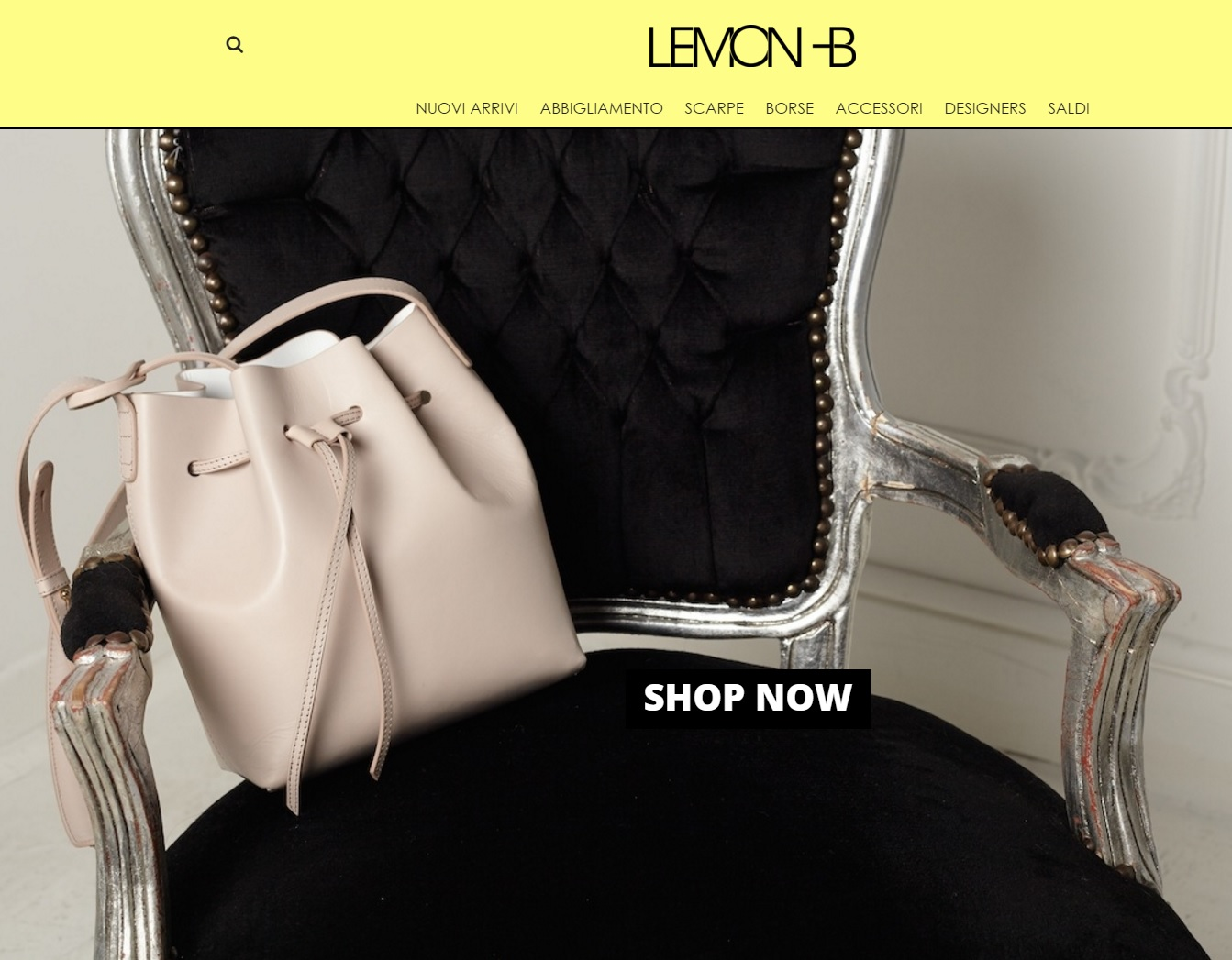 sito e-commerce lemonb