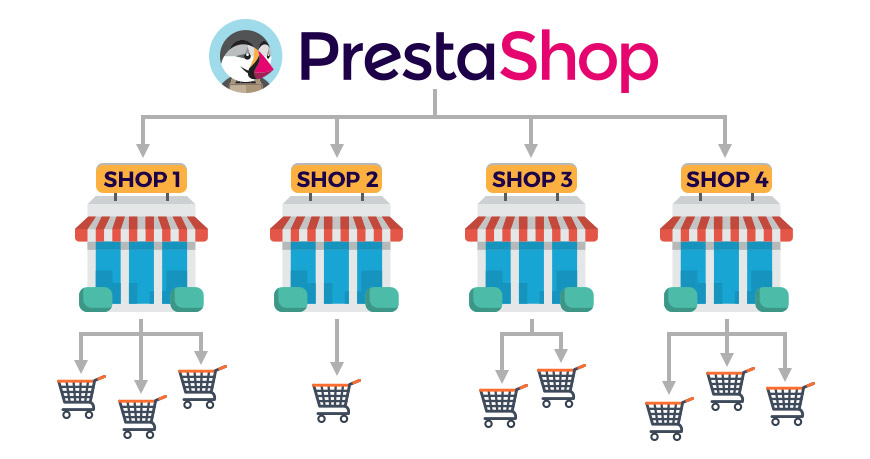 prestashop multistore