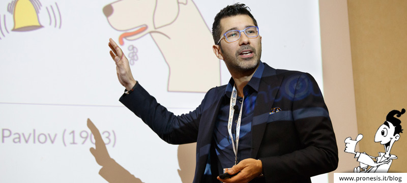 Andrea Saletti Workshop di Neuromarketing